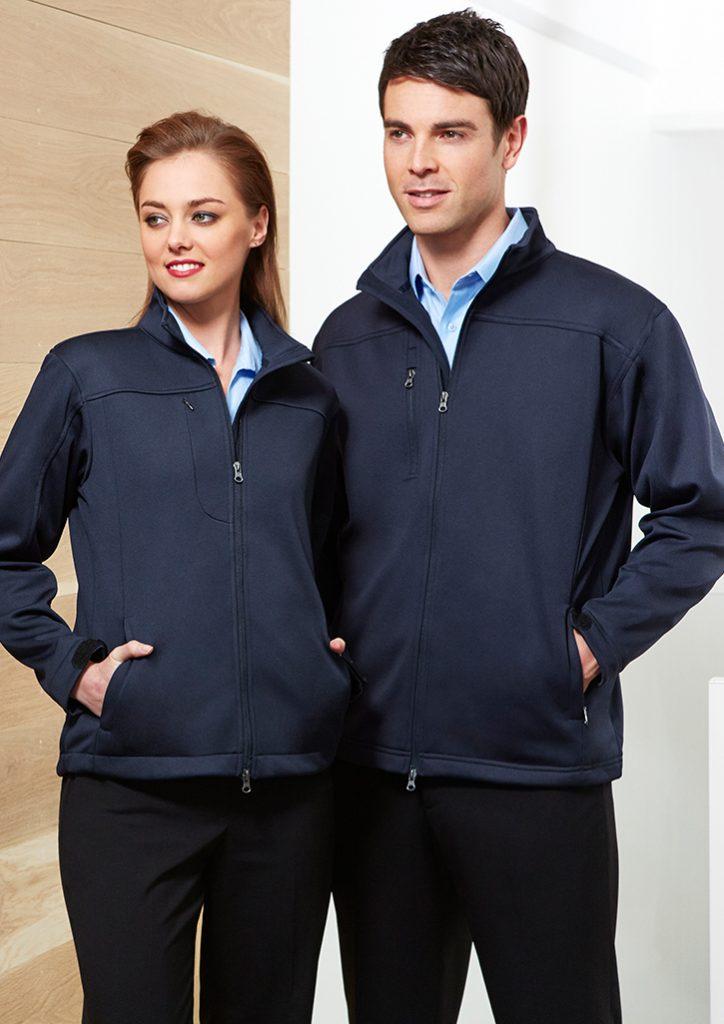 Mens Bc Soft Shell Jacket