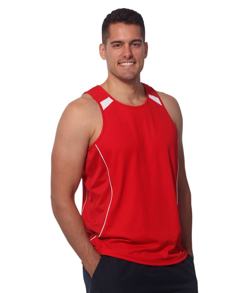 Mens Legend Singlet