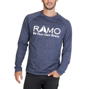 Mens Greatness Long Sleeve T-Shirt