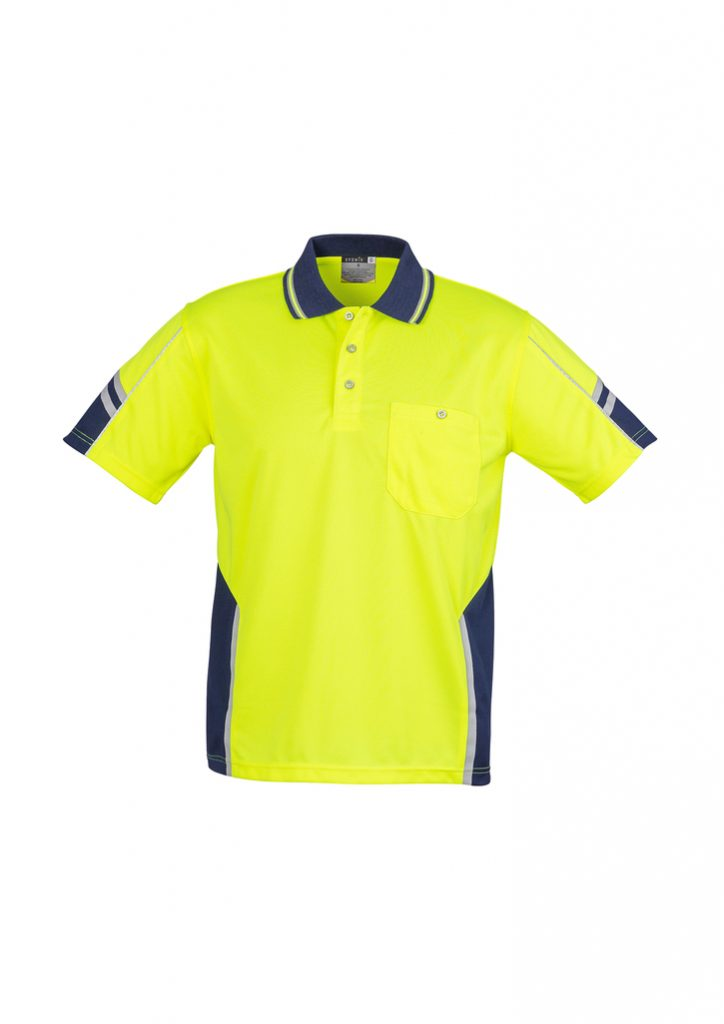 Mens Squad Polo